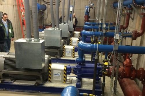 Horgen Pump Station